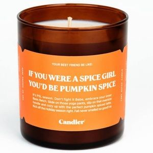 PUMPKIN SPICE CANDLE 🧡 NEW